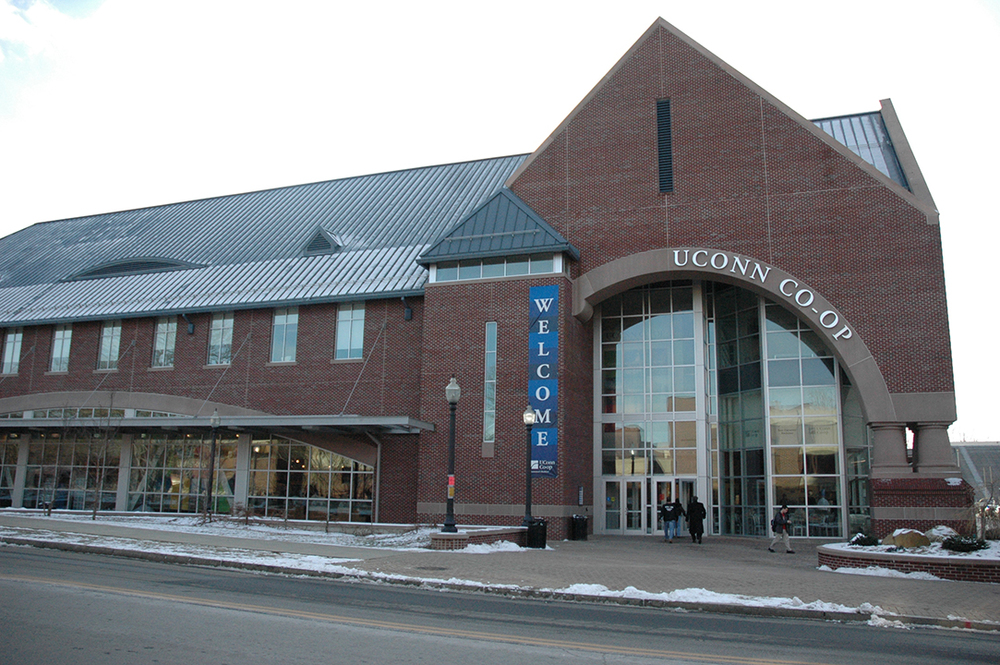 The UConn Co-op is seen on the Storrs campus. (File Photo/The Daily Campus)