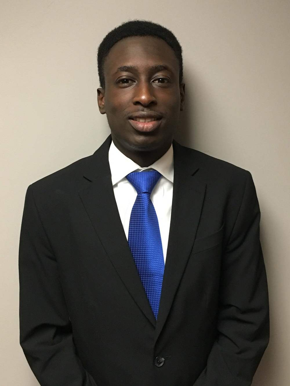 "UConn NABA President Brandon Madden (pictured) planned ""Being Black & Bold in Business"" to encourage entrepreneurship among young black professionals. (Christopher McDermott/The Daily Campus)"