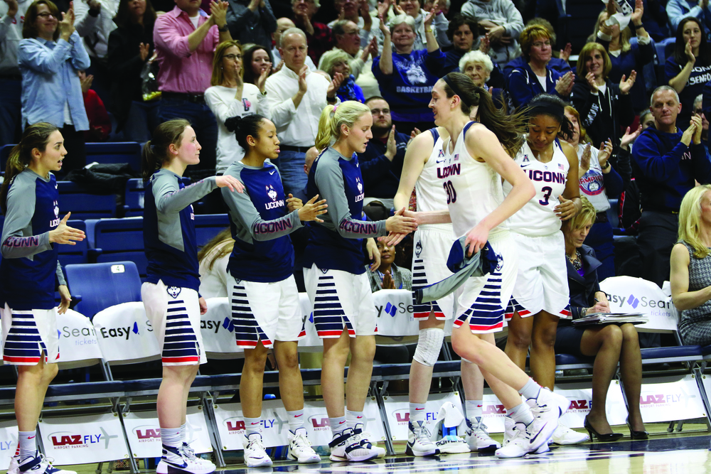 UConn Women's Basketball vs. USF