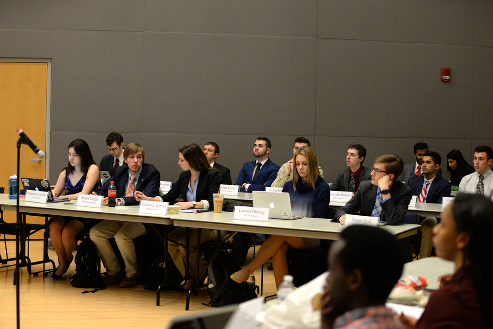 The Undergraduate Student Government elections are from March 2-4 and will determine USG president and vice president for the upcoming year. (Amar Batra/Daily Campus)