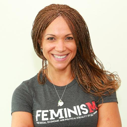 Melissa Perry-Harris, formerly of MSNBC, was one of the premier minority voices on a major news network. Her loss will be felt dramatically. (Photo courtesy of Melissa Perry-Harris' Twitter)