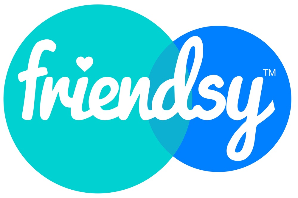 The app Friendsy is supposed to connect people with friends or romantic interests. (Courtesy/Friendsy)