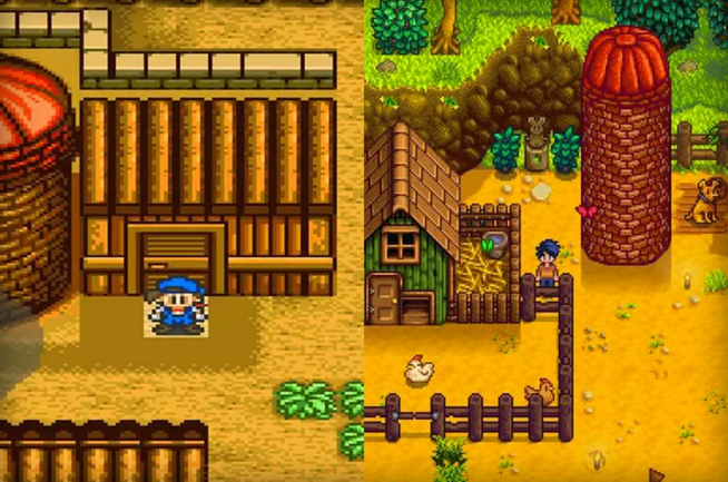 "Screenshot of ""Harvest Moon"" (Courtesy/Harvest Moon)"