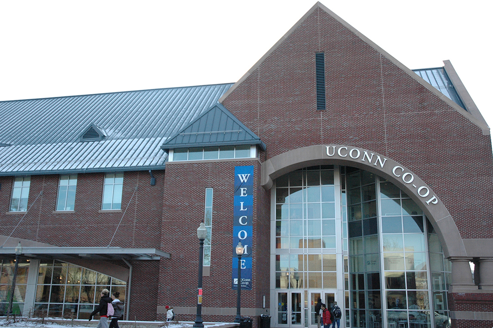 The UConn Co-op, which has been run as a co-op for 40 years, will be handed over to either Barnes and Noble or Follett as early as June, said the co-op president. The Co-op has issued petitions and fought for independence for the past few months but ultimately lost the bid process to the other contenders. (File Photo/Daily Campus)