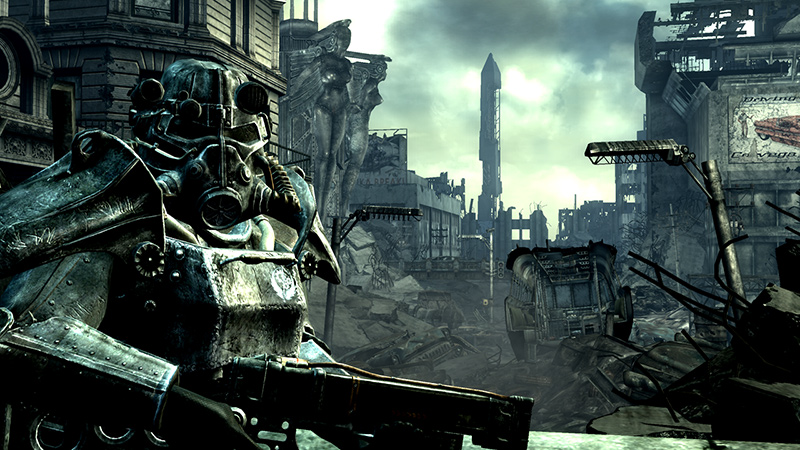 Fallout Shelter Nostalgia >> Nostalgia Fallout 3 Strangely Hollow Years After Release The