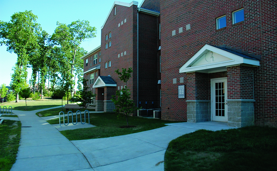 Hilltop Apartments (File photo/Daily Campus)