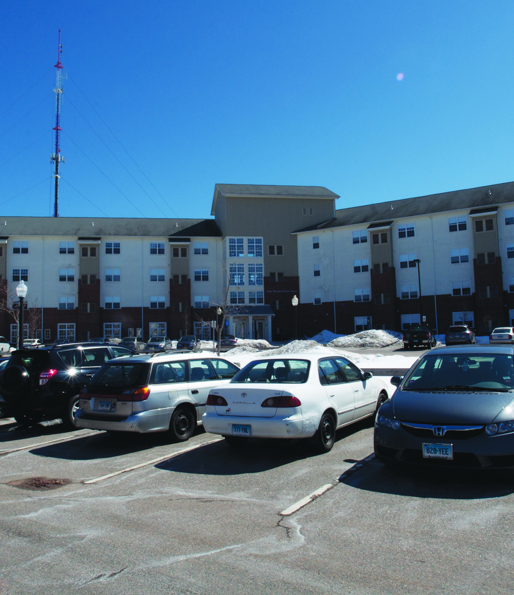 Busby Suites (File photo/Daily Campus)