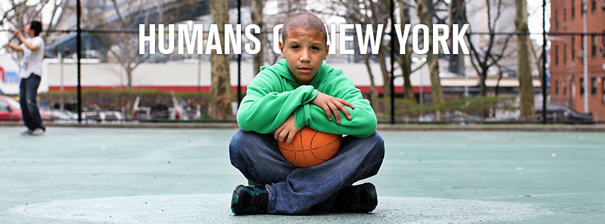 Photo courtesy of Humans of New York Facebook page.