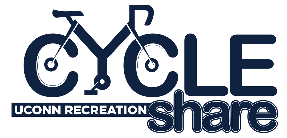 UConn is offering students the opportunity to rent bikes on campus through the Cycle Share Bikes program. (Photo courtesy of UConn recreation)