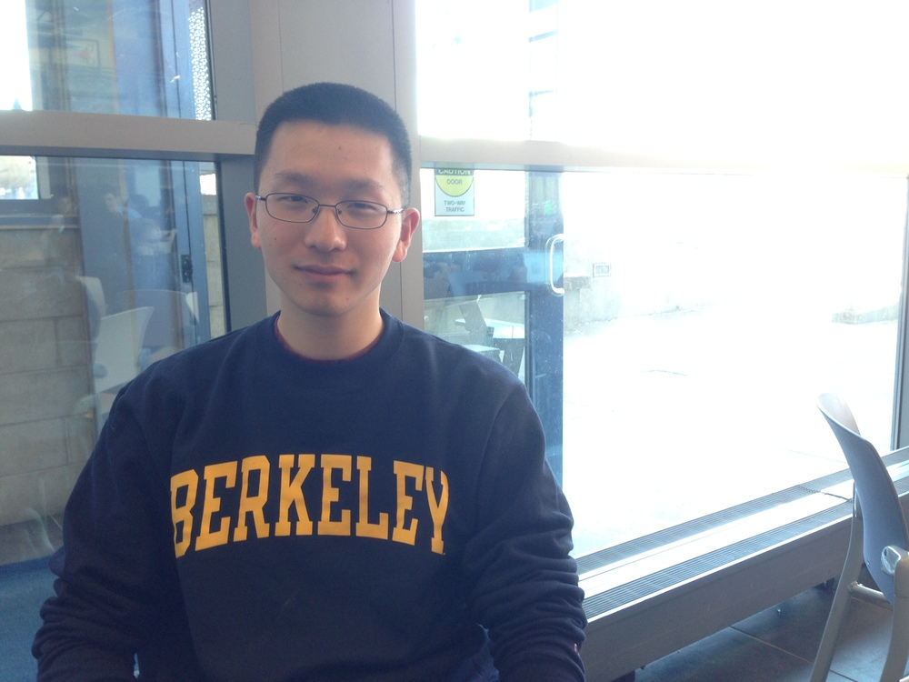 Alexander Choi, an eighth-semester mechanical engineering major who was awarded the National Science Foundation (NSF) GRFP Fellowship for his proposal on more efficient manufacturing of fuel cell devices. (Brett Steinberg/The Daily Campus)
