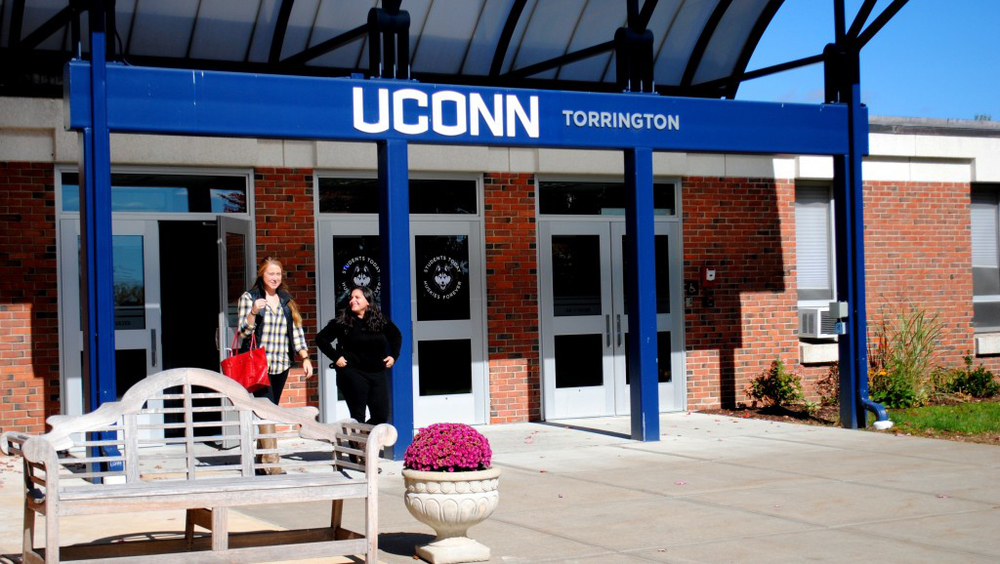 The UConn Board of Trustees voted to close the Torrington branch. (Photo courtesy/UConn Torrington)