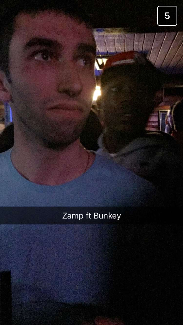 Two legends: Zamp and Bunkey (please don't leave)