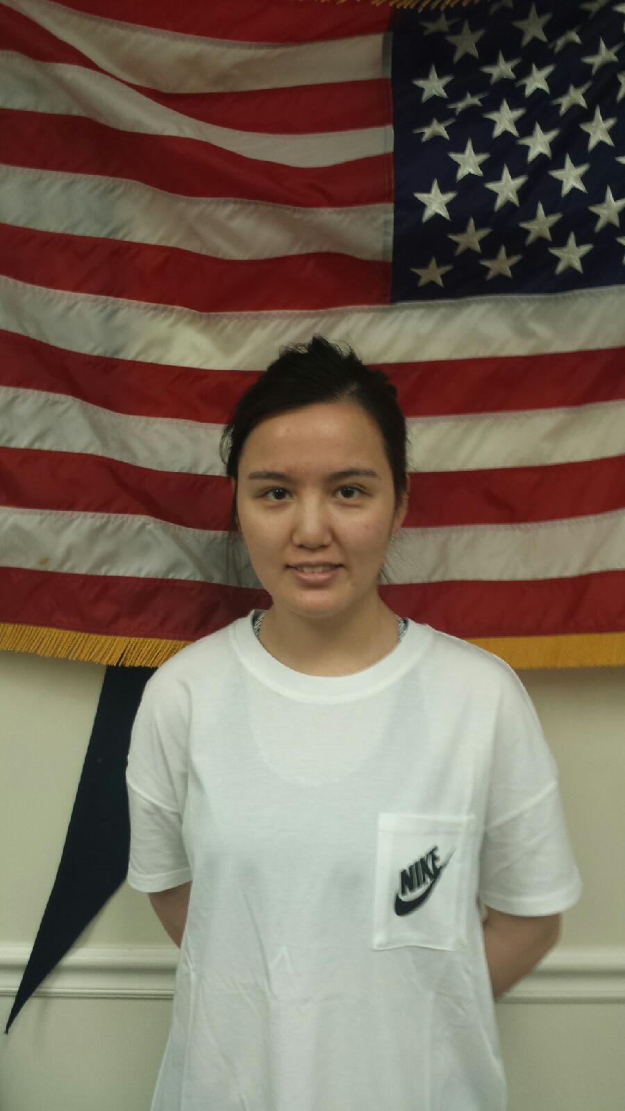 Yuanjing Yao, a fourth-semester undecided major, was accepted into the Army Engineer Program with the Army Reserves. (Courtesy/UConn ROTC)