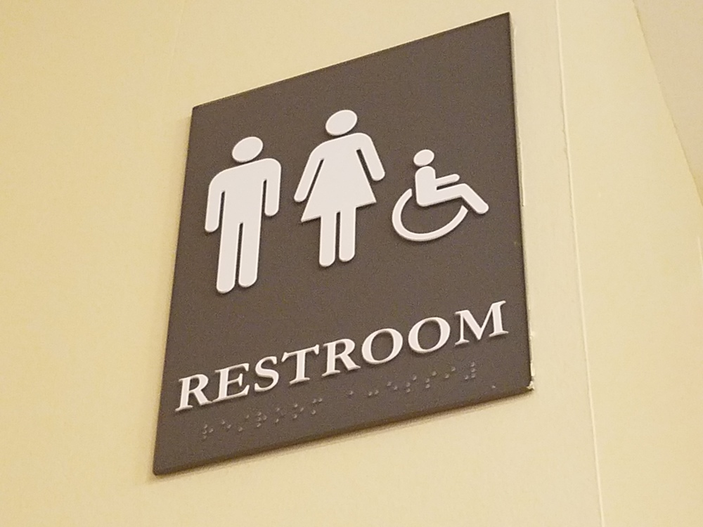 A recent study by the Women's, Gender, and Sexuality Studies department based on a series of online surveys and in-person interviews showed the number one concern for students identifying as transgender, gender nonconforming, nonbinary and otherwise genderqueer is unreliable access to gender-neutral bathrooms. (Kimberly Armstrong/Daily Campus)