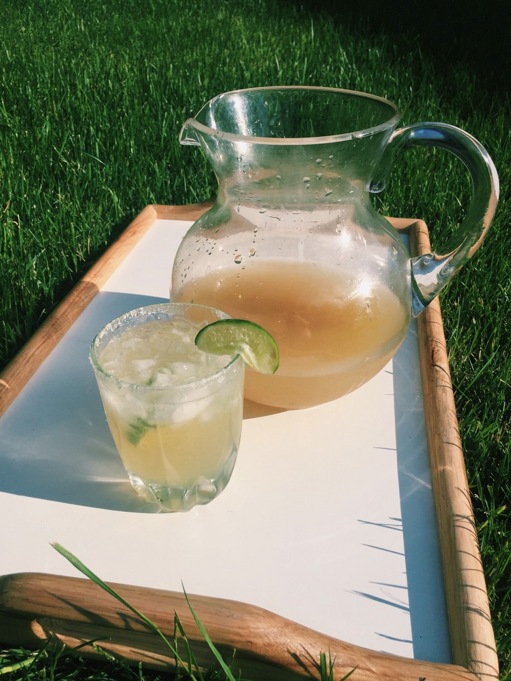Cilantro Jalapeño Limeade, made by Megan Krementowski, is a favorite summer drink recommended by The Daily Campus Life section.