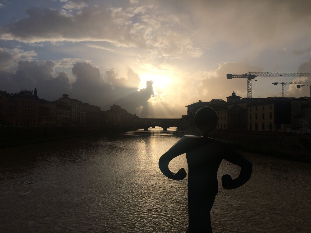 The views of Florence are a key aspect in the abroad experience. (Sten Spinella/The Daily Campus)