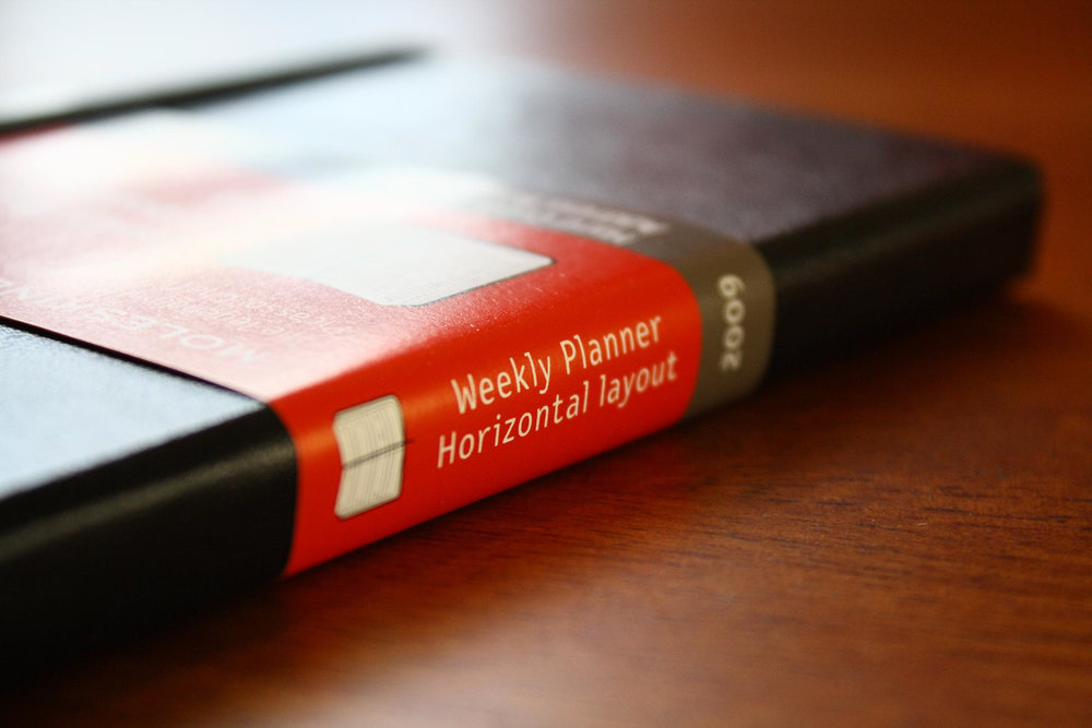 An example of the planner that the author never manages to use. (ryan chamberlain/Flickr)