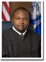 Connecticut Supreme Court Justice Richard Robinson, who graduated from the University of Connecticut in 1979. (Courtesy/State of Connecticut Judicial Branch)