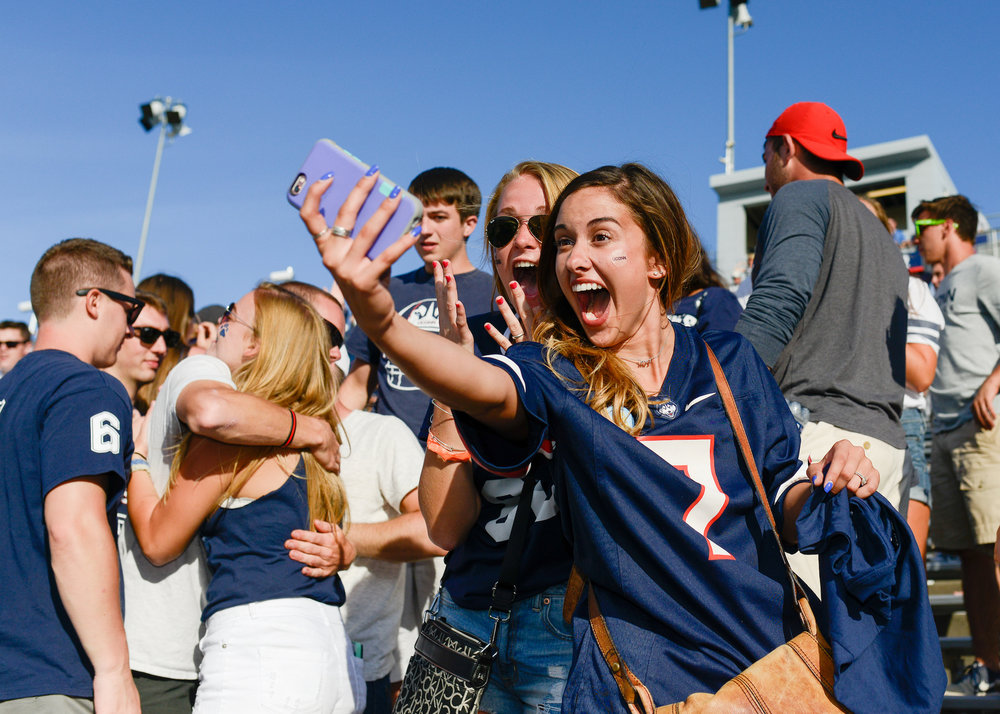 All the essentials you need to have an amazing time at UConn vs. 'Cuse this Saturday. (Jason Jiang/The Daily Campus)