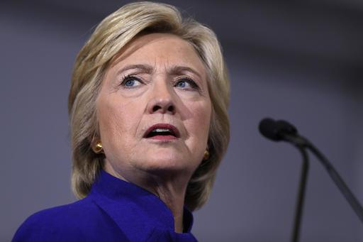 Hillary Clinton. (Matt Rourke/AP)
