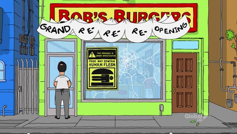 'Bob's Burgers' is an animated series about a man, his family and a burger joint.(Shannonpatrick17/Flickr Creative Commons)