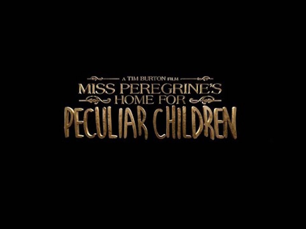 "A still from the trailer of ""Miss Peregrine's Home for Peculiar Children."" (Screenshot/YouTube)"