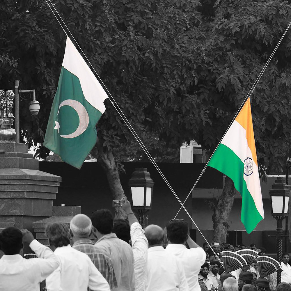 Independence of India and Pakistan being celebrated August 13, 2013.  (Umair Kahn/Flickr Creative Commons)