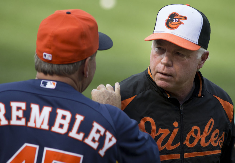 9cbda6a0f58 Buck Showalter made a huge blunder in the AL Wild Card game — The ...