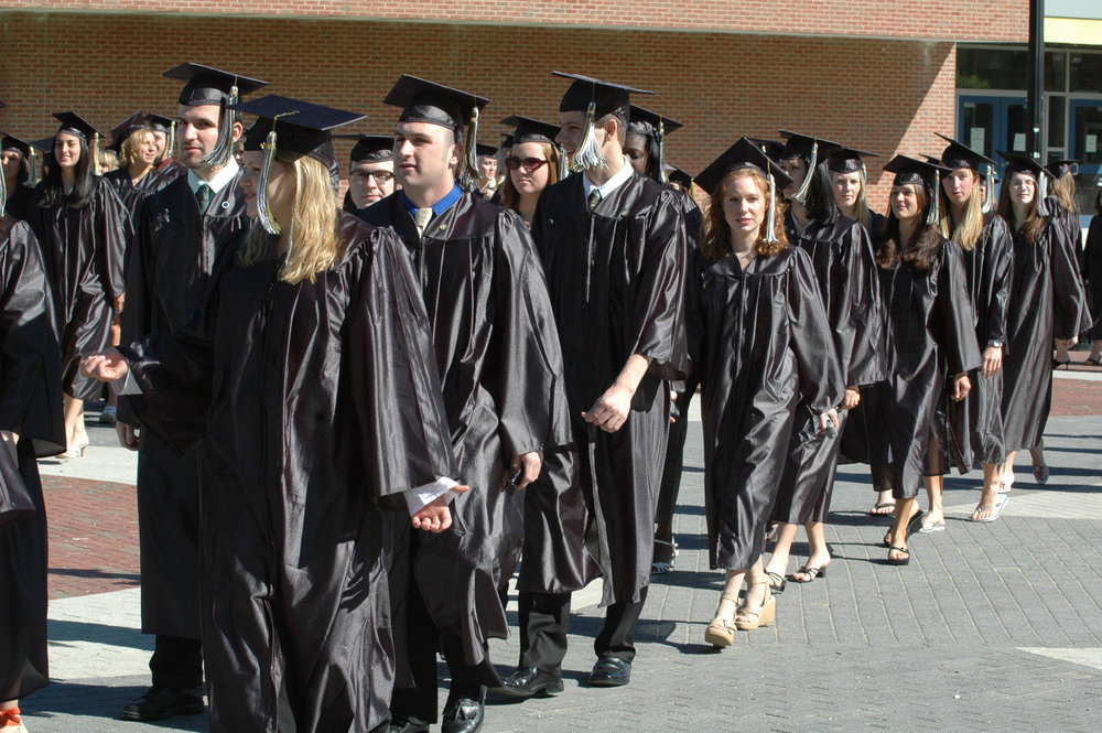 Figures show that 78 percent of in-state students who graduated from UConn and started work within the past year have remained in the state. (File Photo/The Daily Campus)