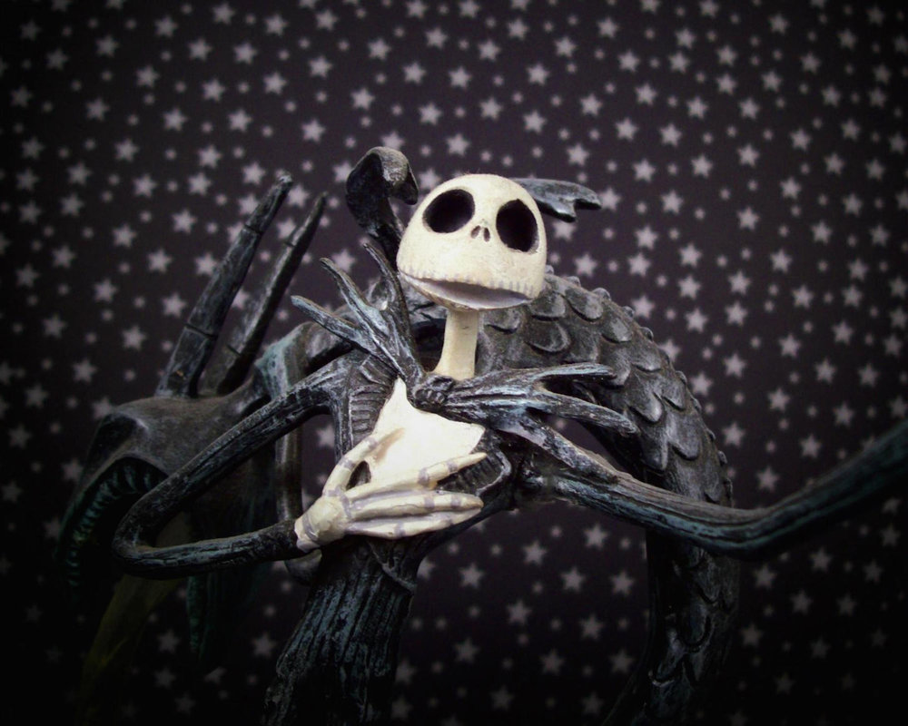 """The Nightmare Before Christmas"" is the first to air of the 13 Nights of Halloween at 5:30 p.m. EDT on Freeform. (Charles Rodstrom/Flickr Creative Commons)"