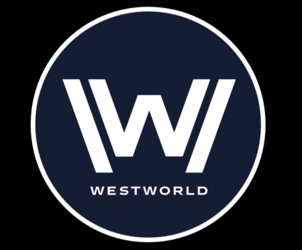 "The title logo for the 2016 HBO series ""Westworld."" In Westworld, visitors live out their fantasies by means of artificial consciousness. (Courtesy/Wikimedia Creative Commons)"