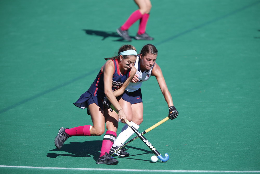 UConn took on Liberty University on Saturday Oct. 15,2016 and won 7-2.  This weekend they will take on Georgetown and Maryland.  (Tyler Benton/ The Daily Campus)