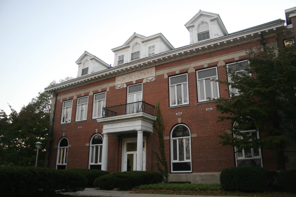 Albert Gurdon Gulley Hall, located on Mansfield Way, houses many UConn administrative offices including the offices of the provost and the president. Many administrators have taken large bonuses over the past years even as tuition has risen. (File Photo/The Daily Campus)