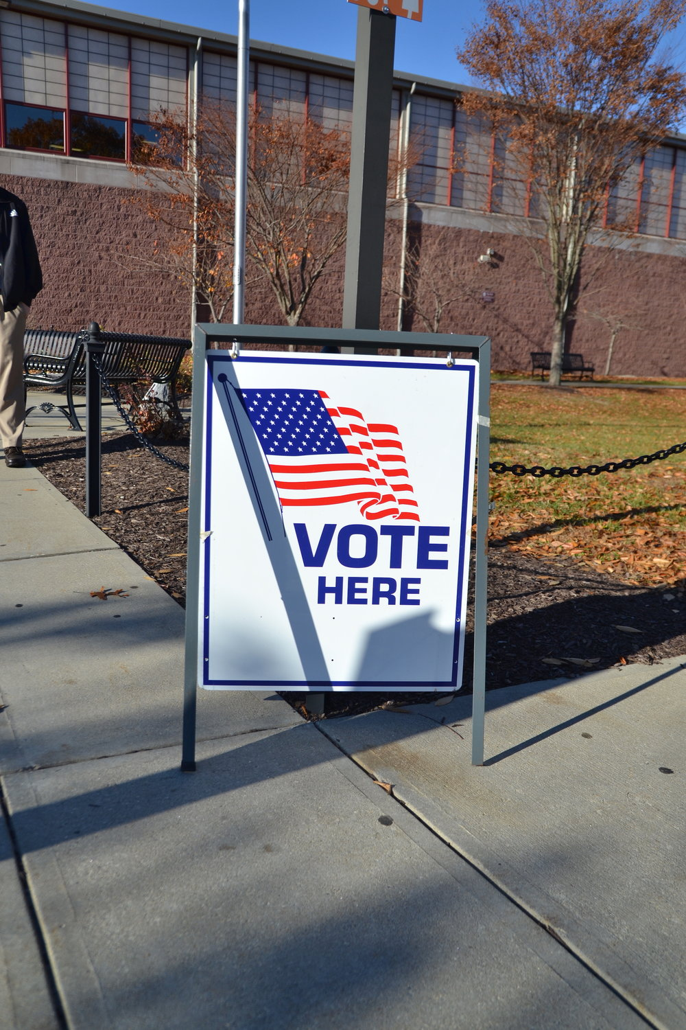 The Mansfield Community Center is where UConn students will be voting for the 2016 presidential election. Amar Batra/The Daily Campus