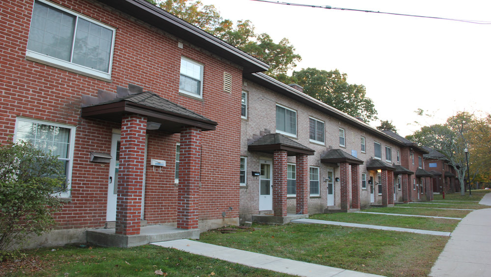 Many residents in Mansfield Apartments have been without hot water as Facilities replaces the boilers across the entire housing complex. According to Facilities, no residents have expressed concerns about the lack of water. (File Photo/The Daily Campus)