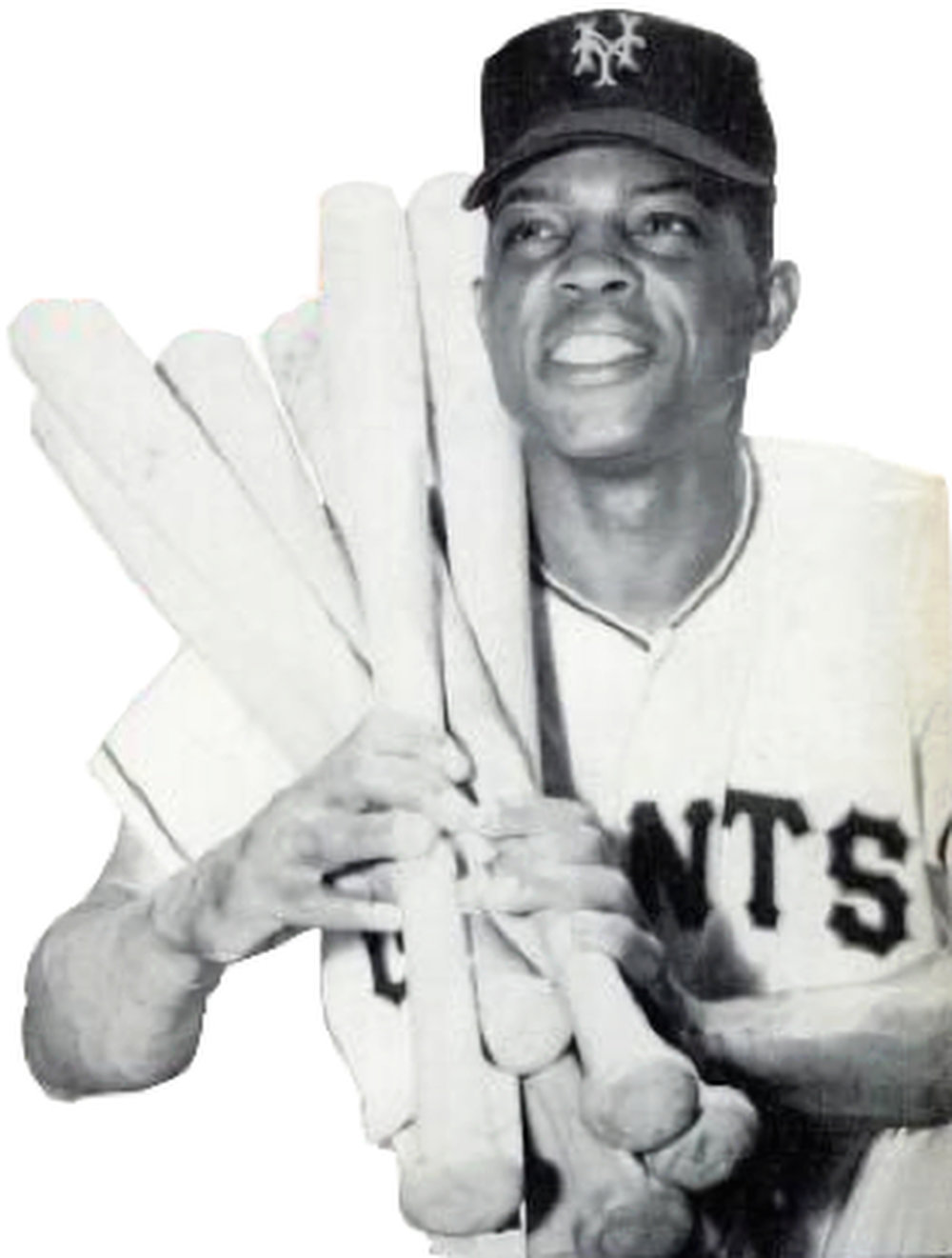In his 1965 MVP season, Mays hit career high 52 home runs including the 500th of his career. (Courtesy/Wikimedia, Creative Commons)