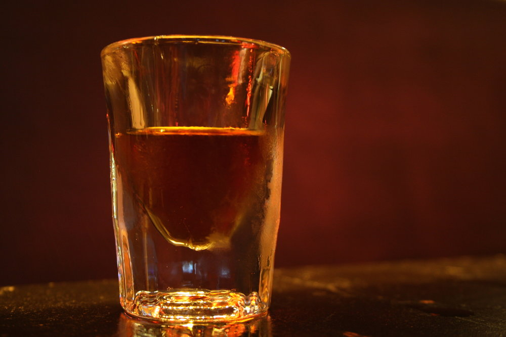 This classic drink of the week, a shot of vodka, is perfect for anyone struggling to accept the results of the recent presidential election. (Wikipedia/Creative Commons)