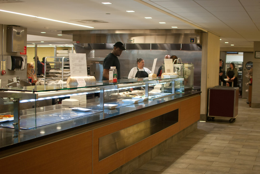 Dining Halls across campus will soon start using a gluten-free, vegan-free pizza crust for all pizzas made. The new crusts will be used once the old crusts are finished. (File Photo/The Daily Campus)