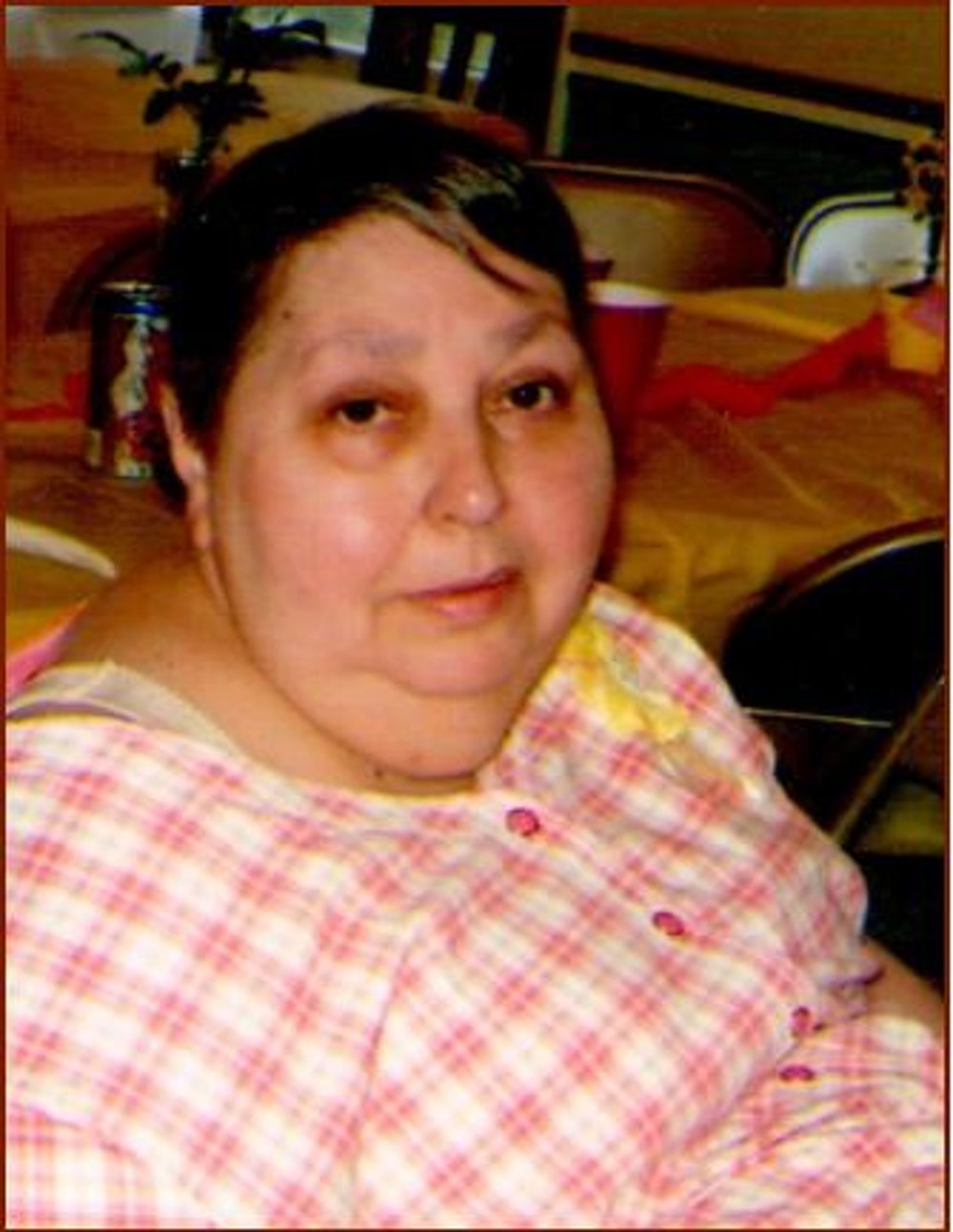 Antoinette Mary Caldero worked for UConn dining services from the late 1980s to the early 2000s in North Dining Hall. (Courtesy/Potter Funeral Home)
