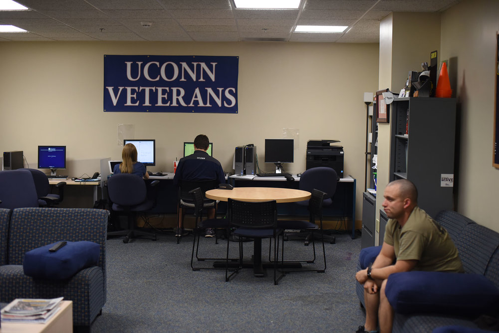Detailed notices were sent to more than 1,000 Connecticut veterans informing them of new opportunities to seek discharge upgrades and connecting them with service providers to assist them in the process.  (The Daily Campus)