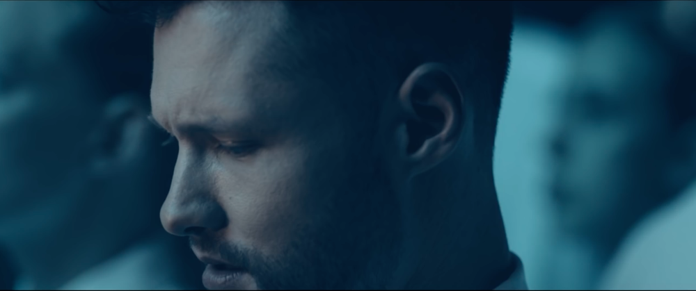 "A screen grab from Calum Scott's music video for ""Dancing On My Own."" (CalumScottVEVO/YouTube)"