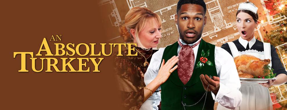 """""""An Absolute Turkey"""" is running from December 1-10 at the Jorgensen Theater. (crt.uconn.edu)"""