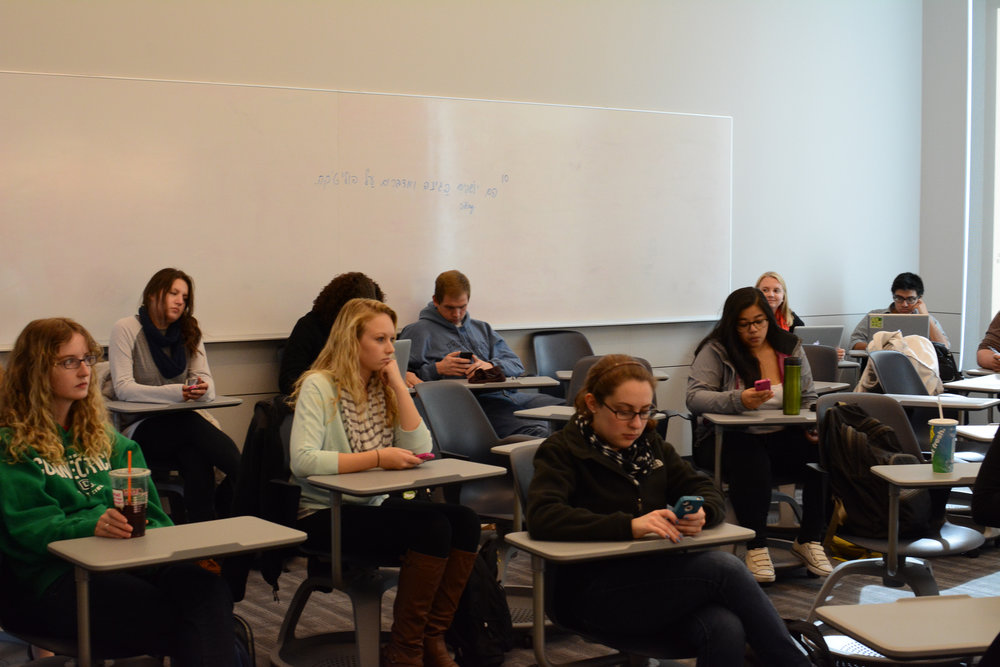 Student Evaluations of Teaching (SET) surveys help instructors improve their teaching for the future. Today is the last day to fill them out for the semester. (File Photo/The Daily Campus)