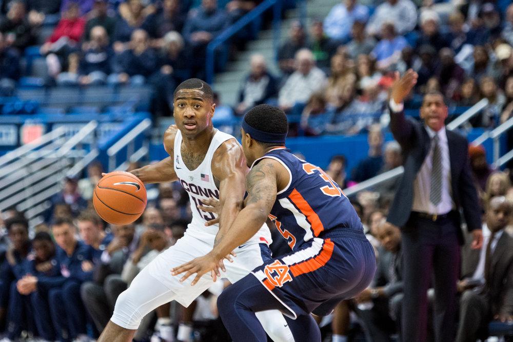 UConn Men's Basketball v Auburn 12/23/2016