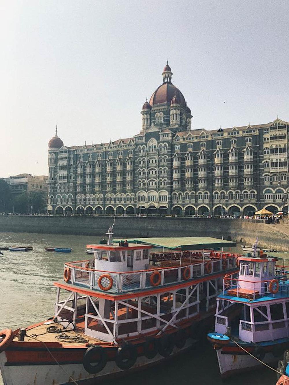 Mumbai, India. (Marissa Piccolo/The Daily Campus)