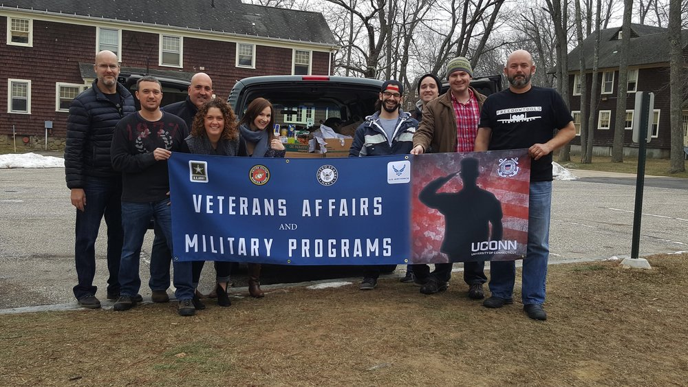 (Photos courtesy of Veterans Affairs and Military Programs)