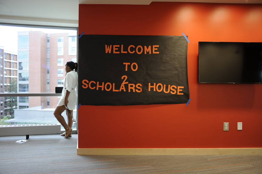 The ScHOLA2RS House located in the new NextGen Hall successfully completed its first semester in fall 2016. The new learning community, led by Dr. Erik M. Hines, received positive feedback from students in the program. (Jason Jiang/The Daily Campus)