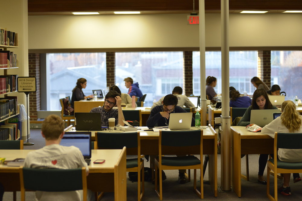 UConn students have increasingly been the targets of email phishing scams. (Jason Jiang/The Daily Campus)