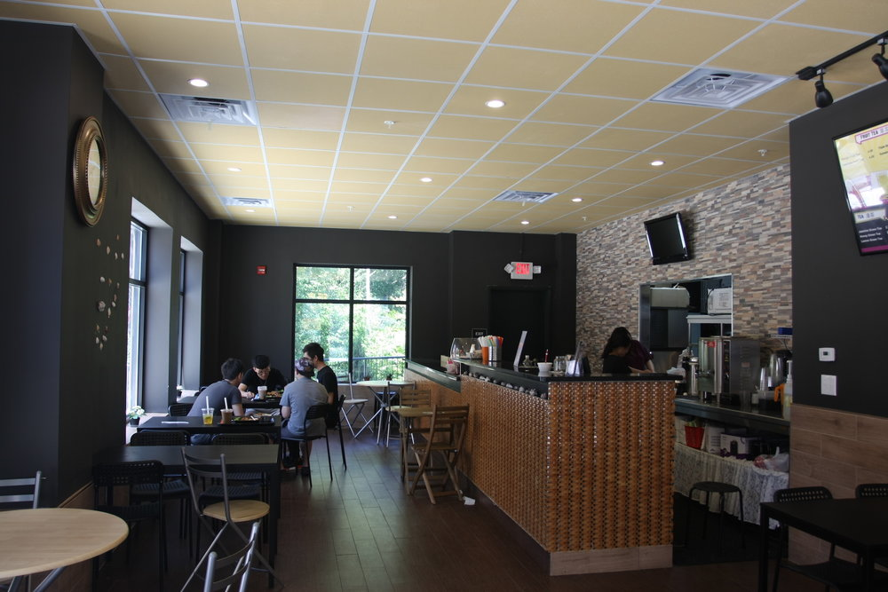 The Tea more cafe is a new bubble tea and Chinese snack shop available to UConn students in Storrs Center on the corner across from Blaze. One UConn student has developed an app aimed at helping other UConn students eat healthier on campus. (File Photo/The Daily Campus)