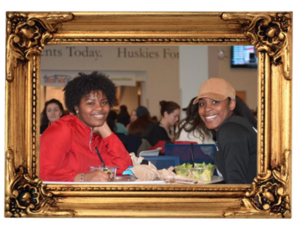 The National Council of Negro Women launched a campaign at UConn to encourage solidarity among an underrepresented demographic.(Courtesy/NCNW UConn)